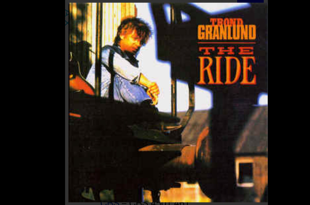 Trond Granlund – The Ride