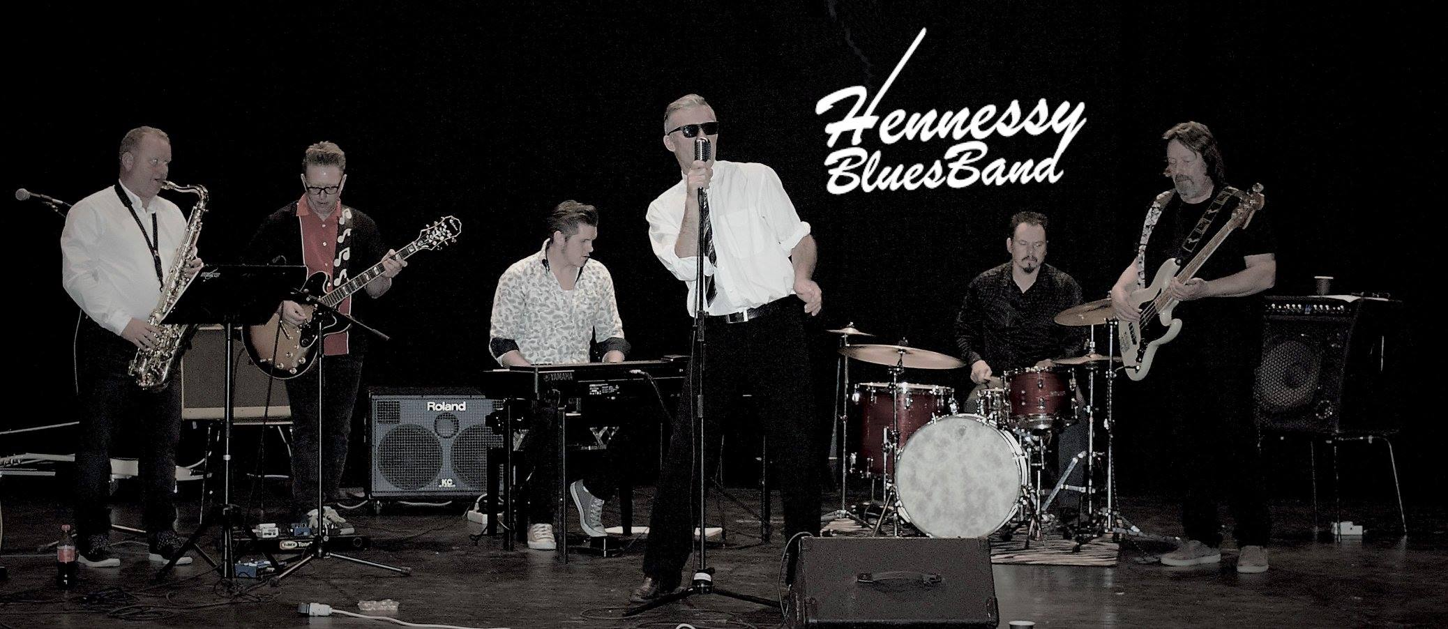 Hennessy Blues Band